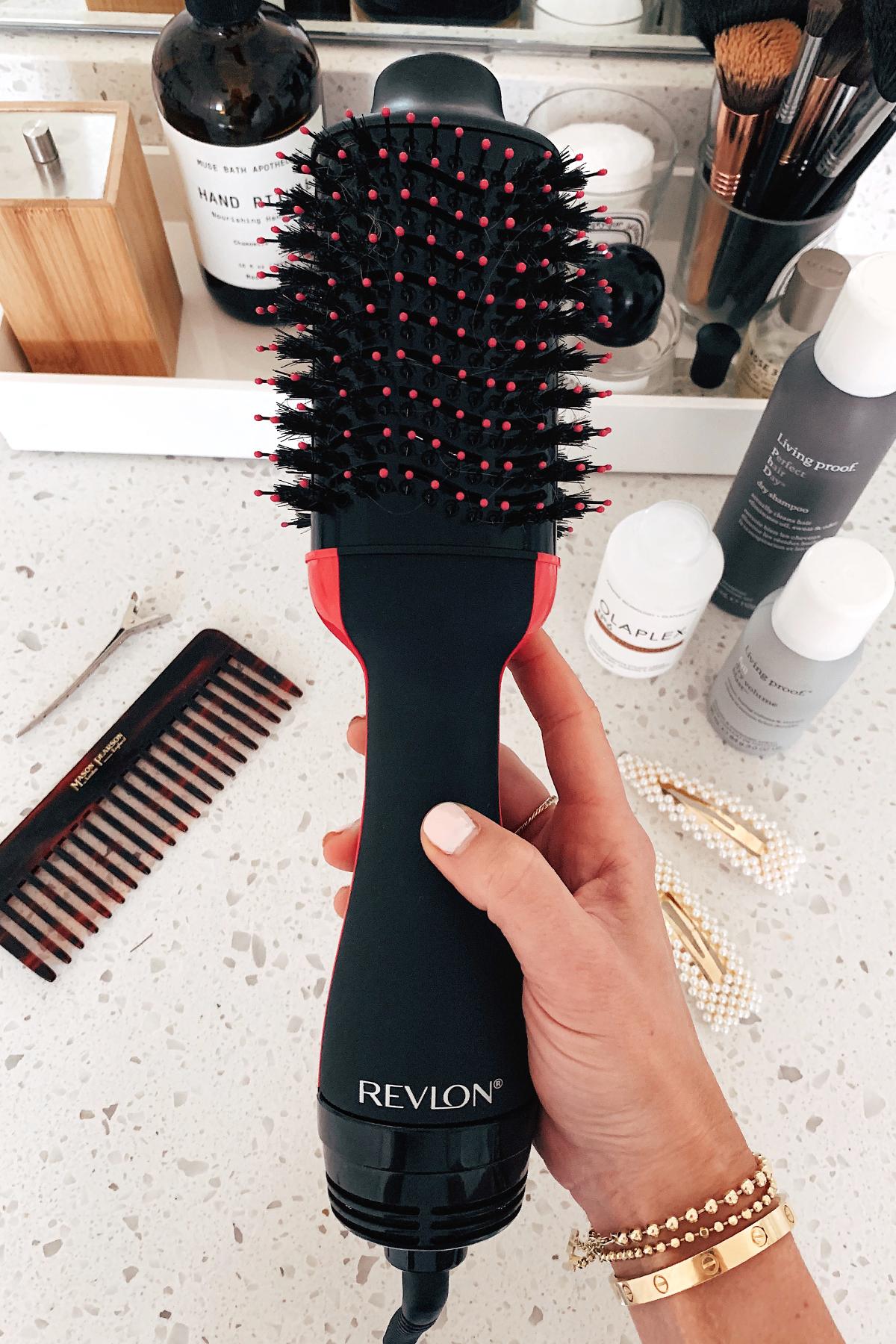 Fashion Jackson Revlon Hair Dryer and Volumizer