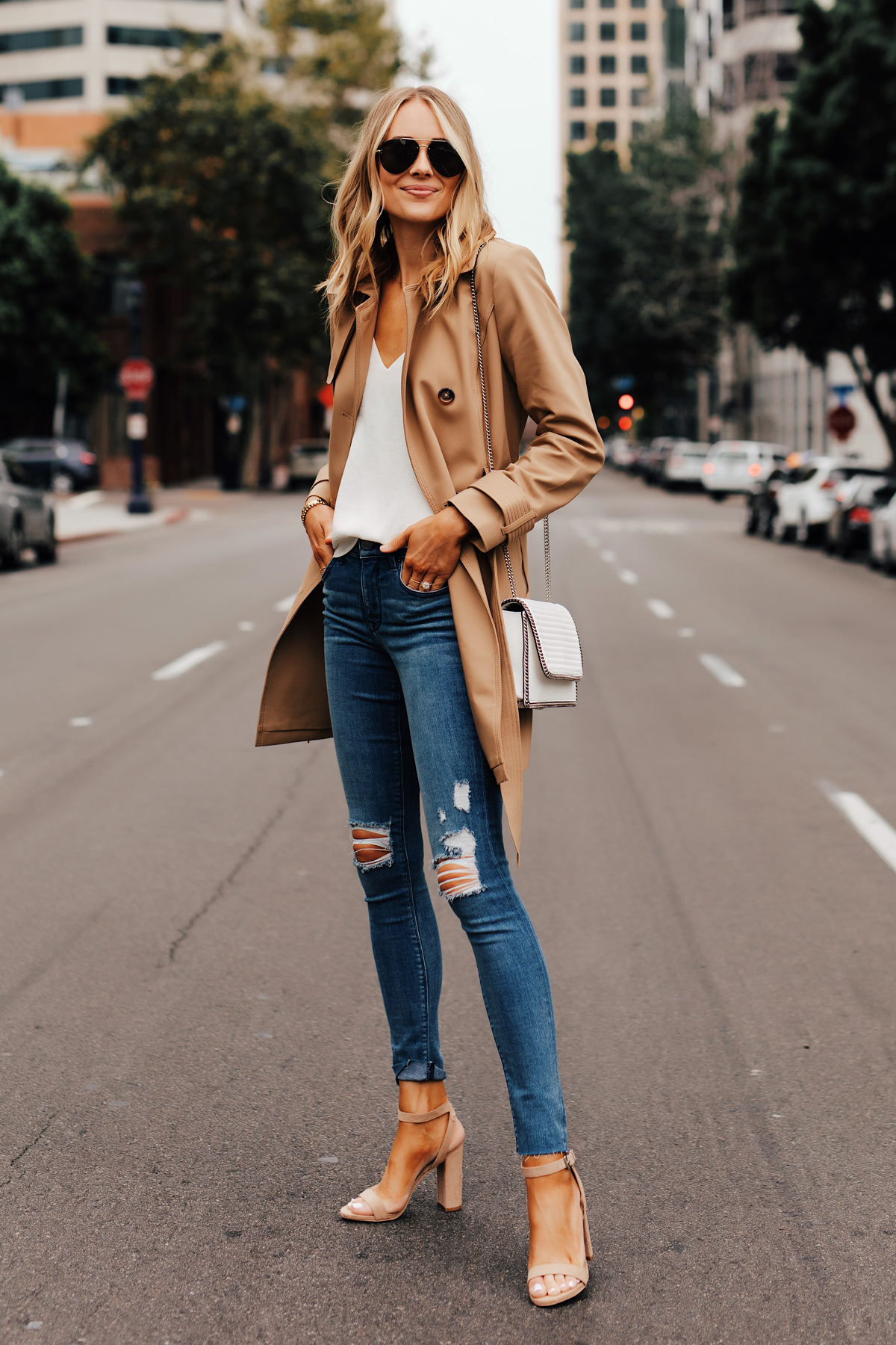 Why I Look for Jeans Under $100 When Buying On Trend Styles