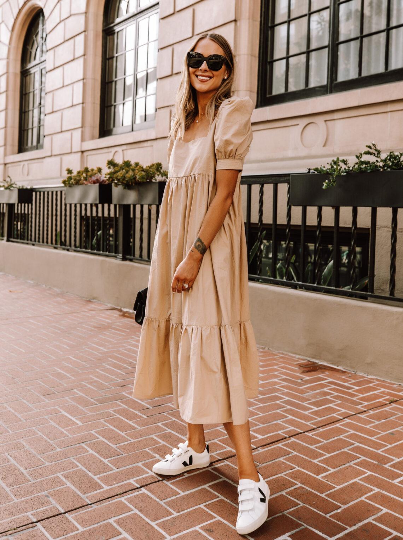 Featured Image Beige Dress