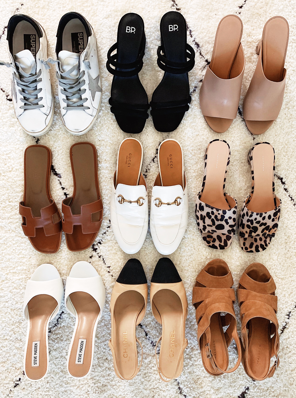 summer shoe roundup