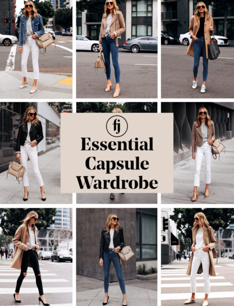 Essential Capsule Wardrobe: The Key Pieces You Need in Your Closet