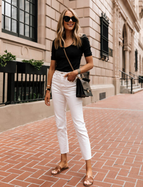 A Minimalist Outfit That Will Always Be in Style