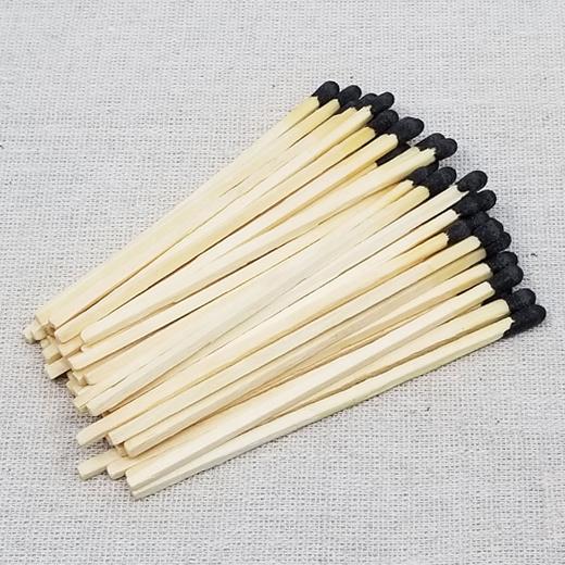 black tip matchsticks