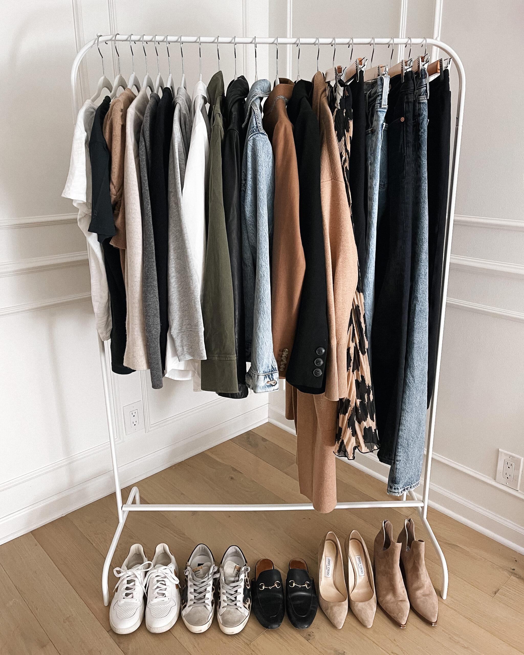 Fashion Jackson Fall Capsule Wardrobe