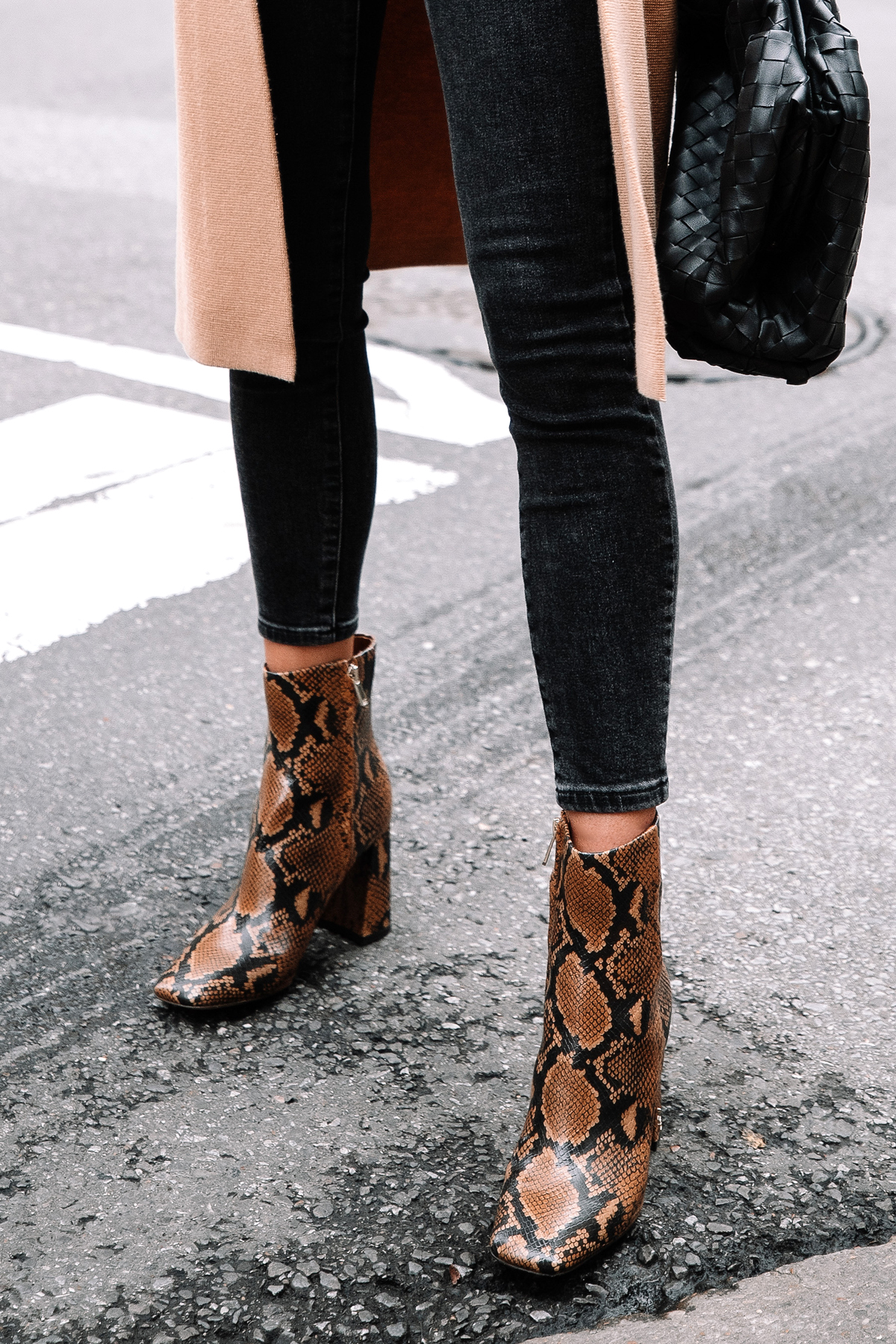 What to Wear With Snakeskin Boots