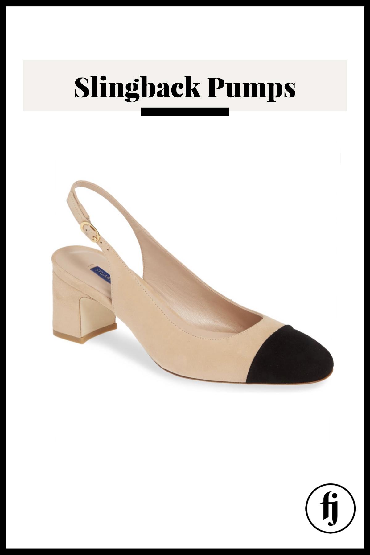 SW Slingbacks
