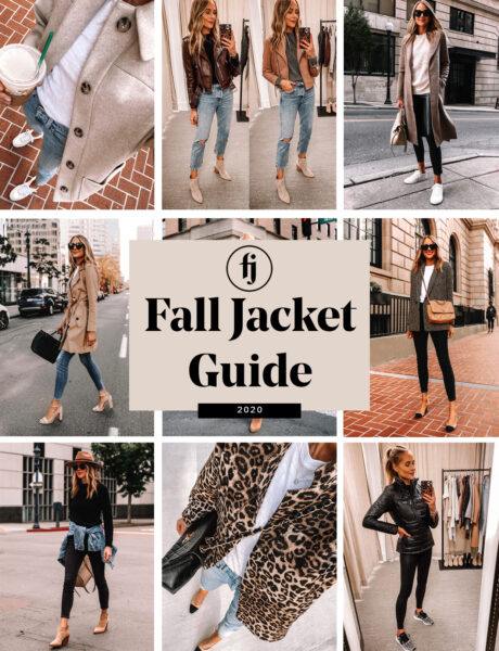 Breaking Down the 8 Essential Jackets and Coats You Need for Fall