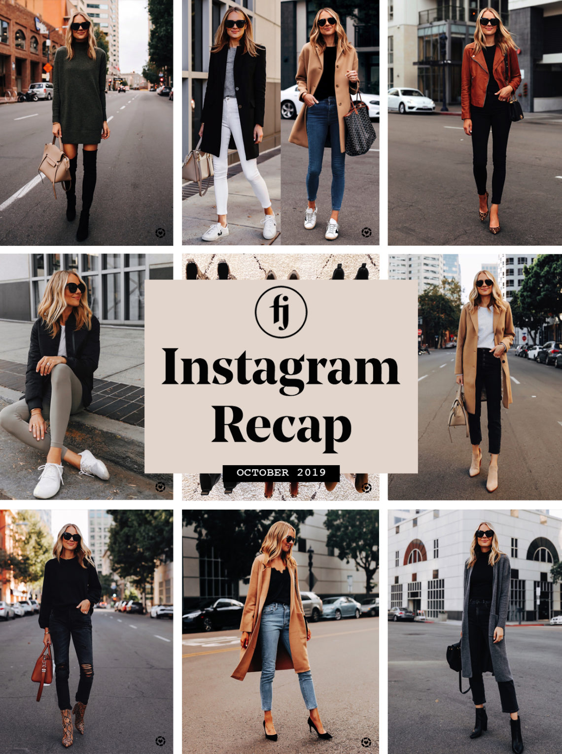 instagram recap october