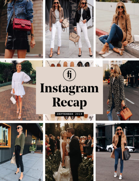 September Instagram Recap
