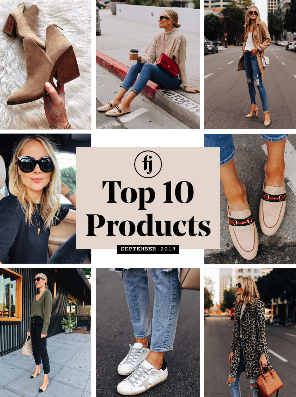 top products september