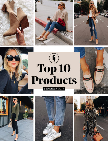 10 Most-Loved Products for the Month of September