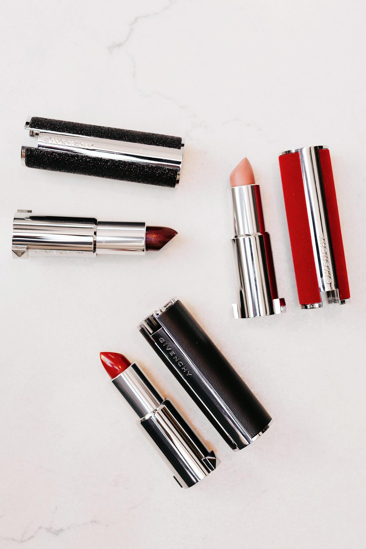Fashion Jackson Givenchy Le Rouge Lipsticks 2