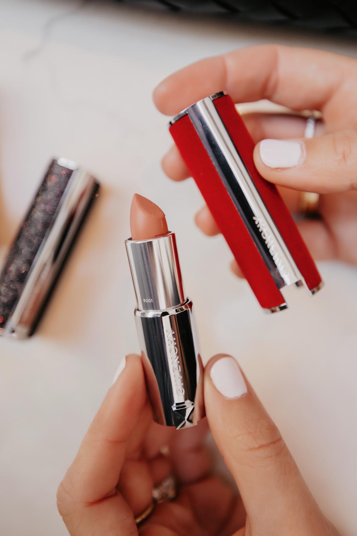 Fashion Jackson Givenchy Le Rouge Lipsticks