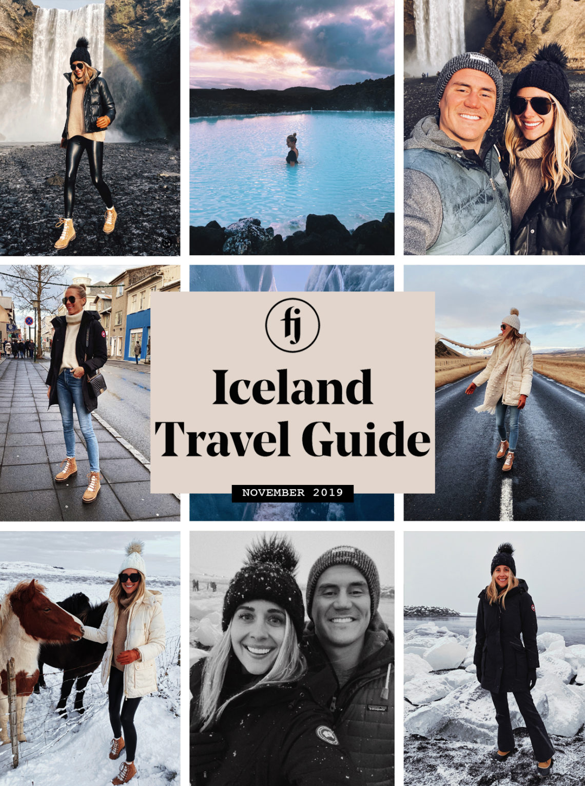 Fashion Jackson Iceland Travel Guide Featured Image