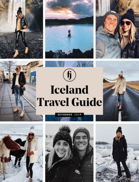 Iceland Trip Recap: Our Itinerary & Noken Review