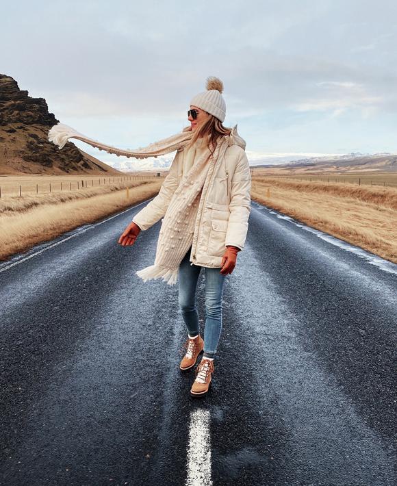 Fashion Jackson Iceland Travel Guide