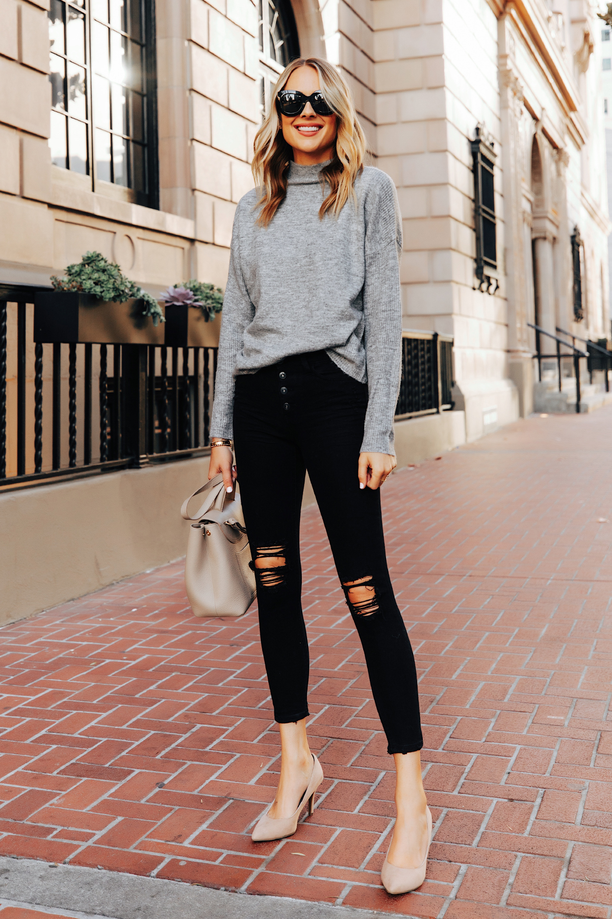 Chic + Affordable Fall Outfit | Entire Outfit Under $80 ...