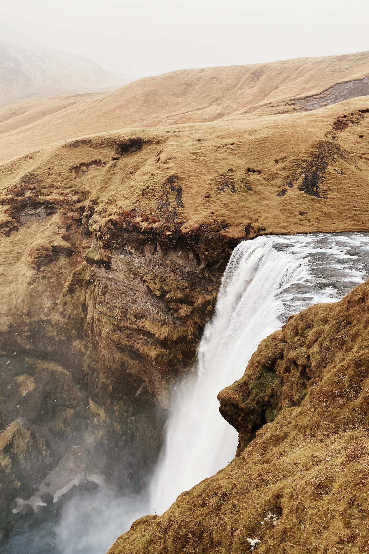 Skogafoss Waterfall Fashion Jackson Iceland Itinerary Travel Guide
