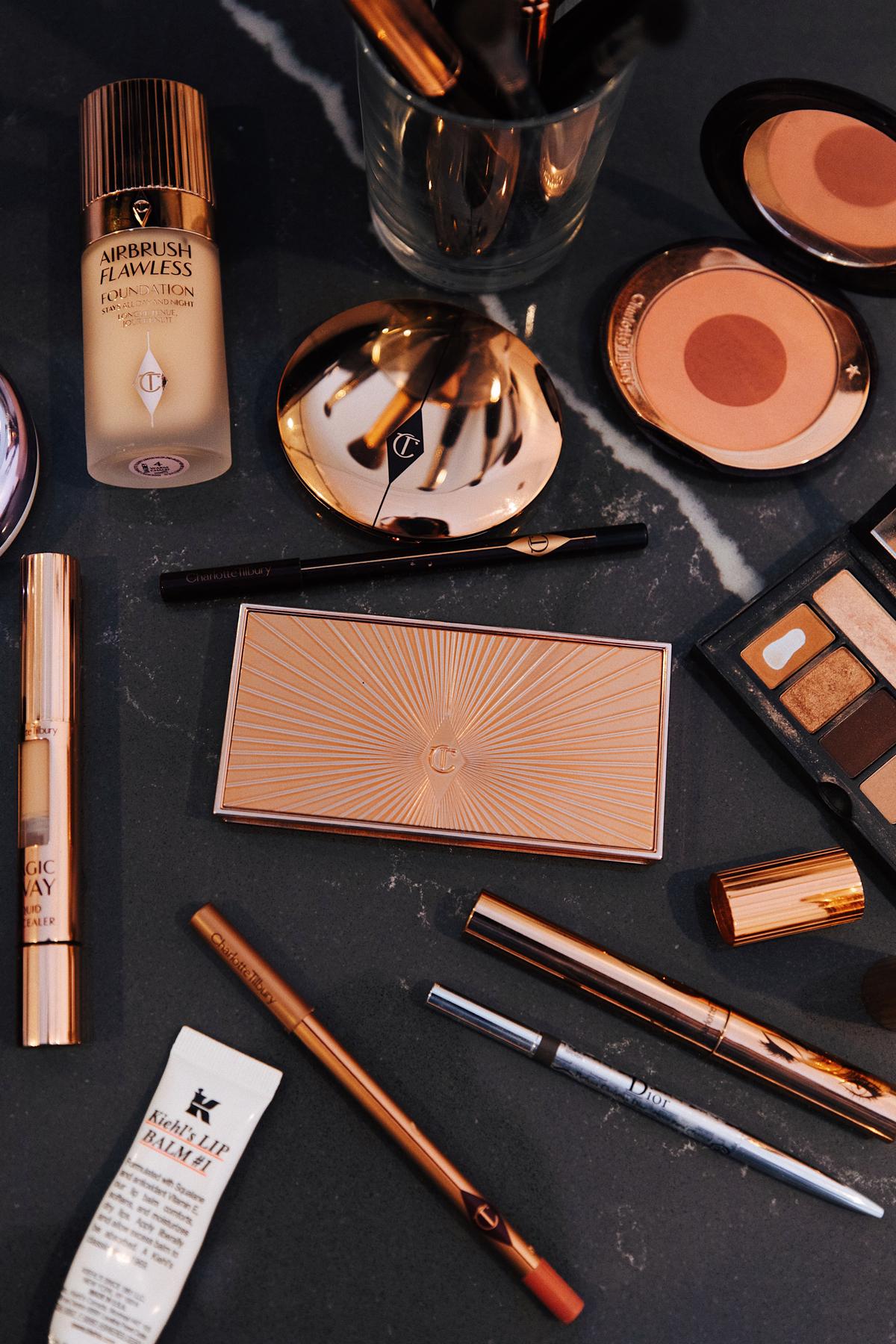 fashion jackson everyday makeup sephora holiday beauty event 2019 charlotte tilbury makeup 1