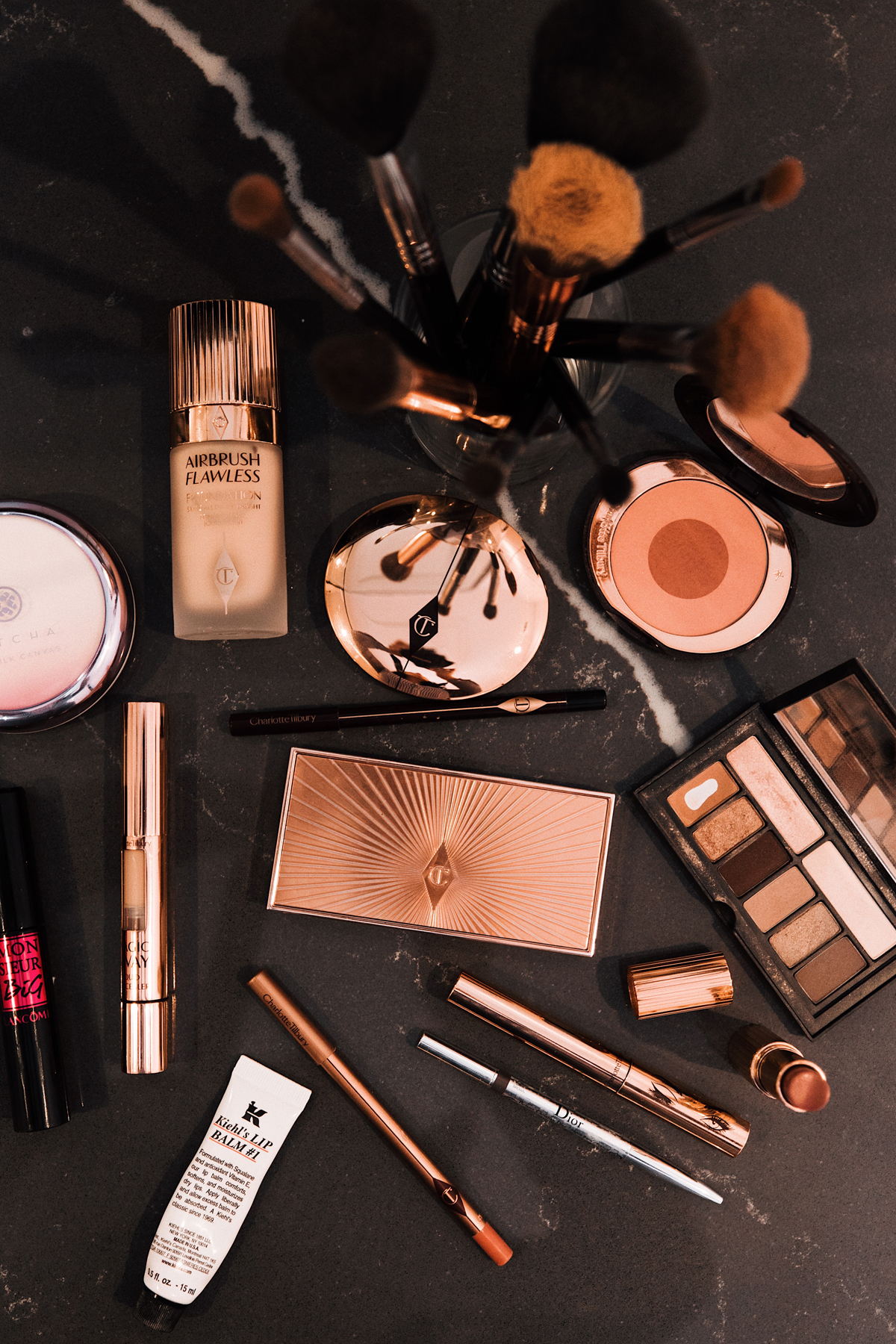 fashion jackson everyday makeup sephora holiday beauty event 2019 charlotte tilbury makeup