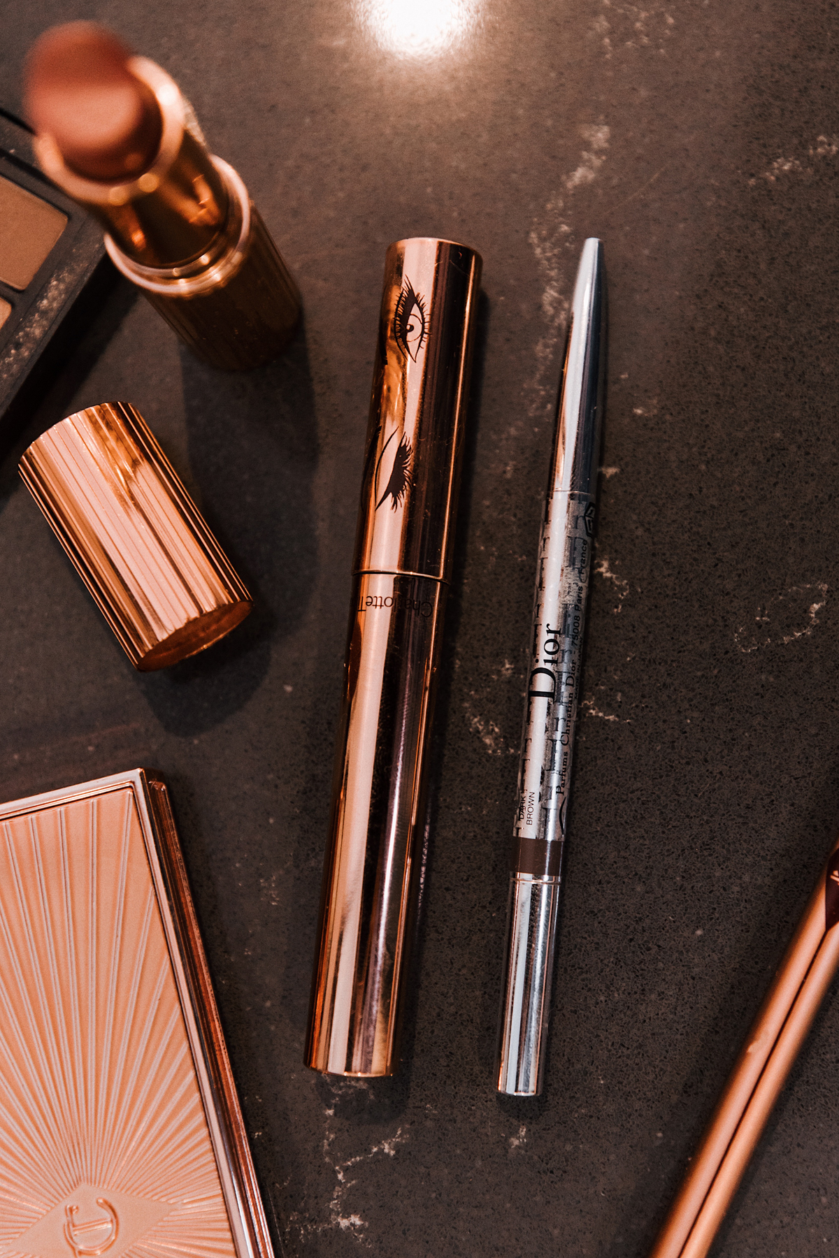 fashion jackson sephora holiday beauty event 2019 charlotte tilbury ledgendary brows diorshow brow pencil