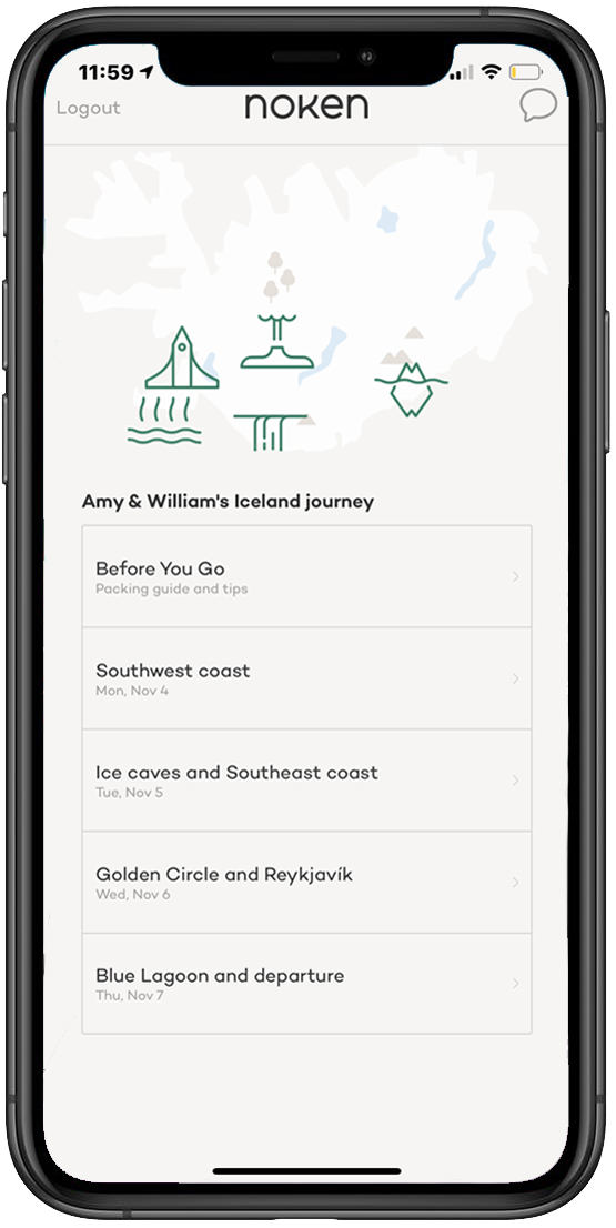 noken travel app