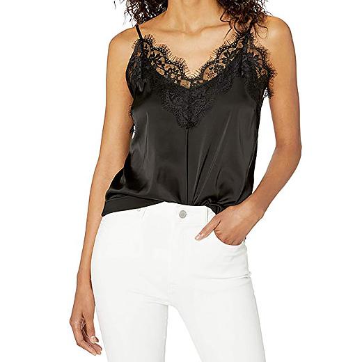 Amazon Black Lace Cami