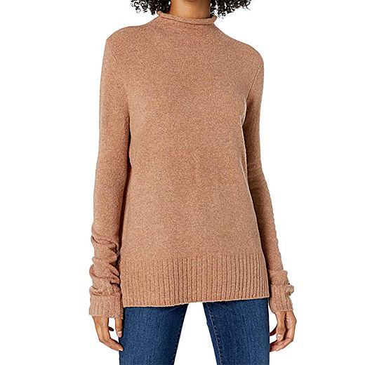 Amazon Tan Sweater