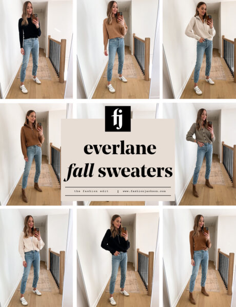 10 Everlane Sweaters You Need for Fall