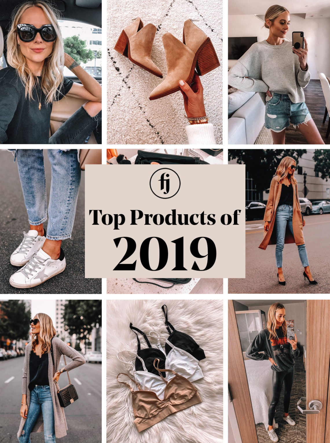 2019 top products