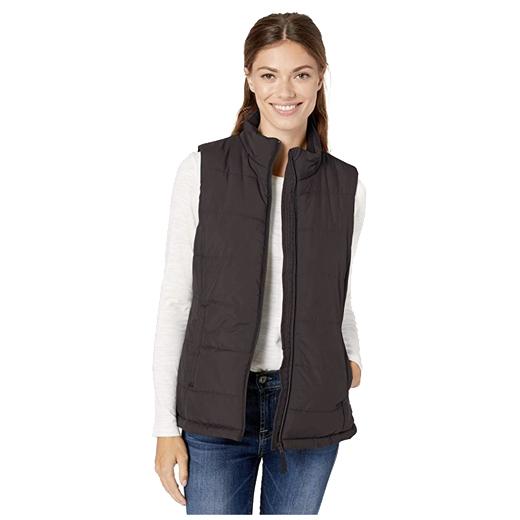 Amazon Black Puffer Vest