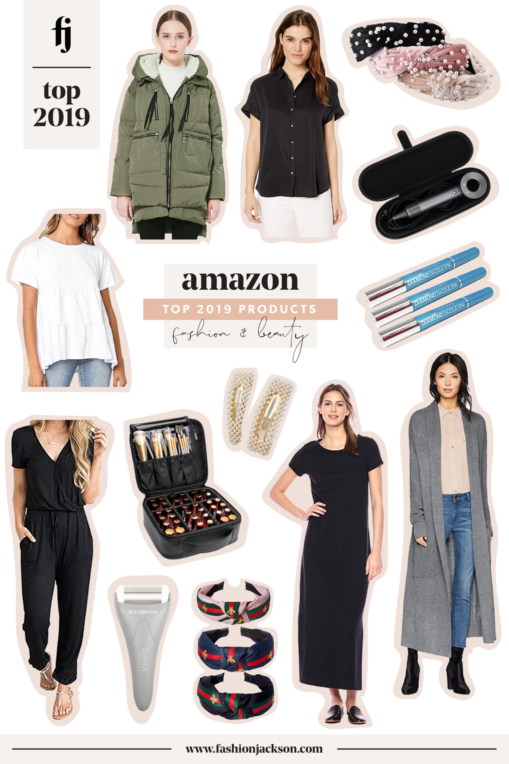 My Favorite Amazon Items I Bought in 7  Fashion Jackson