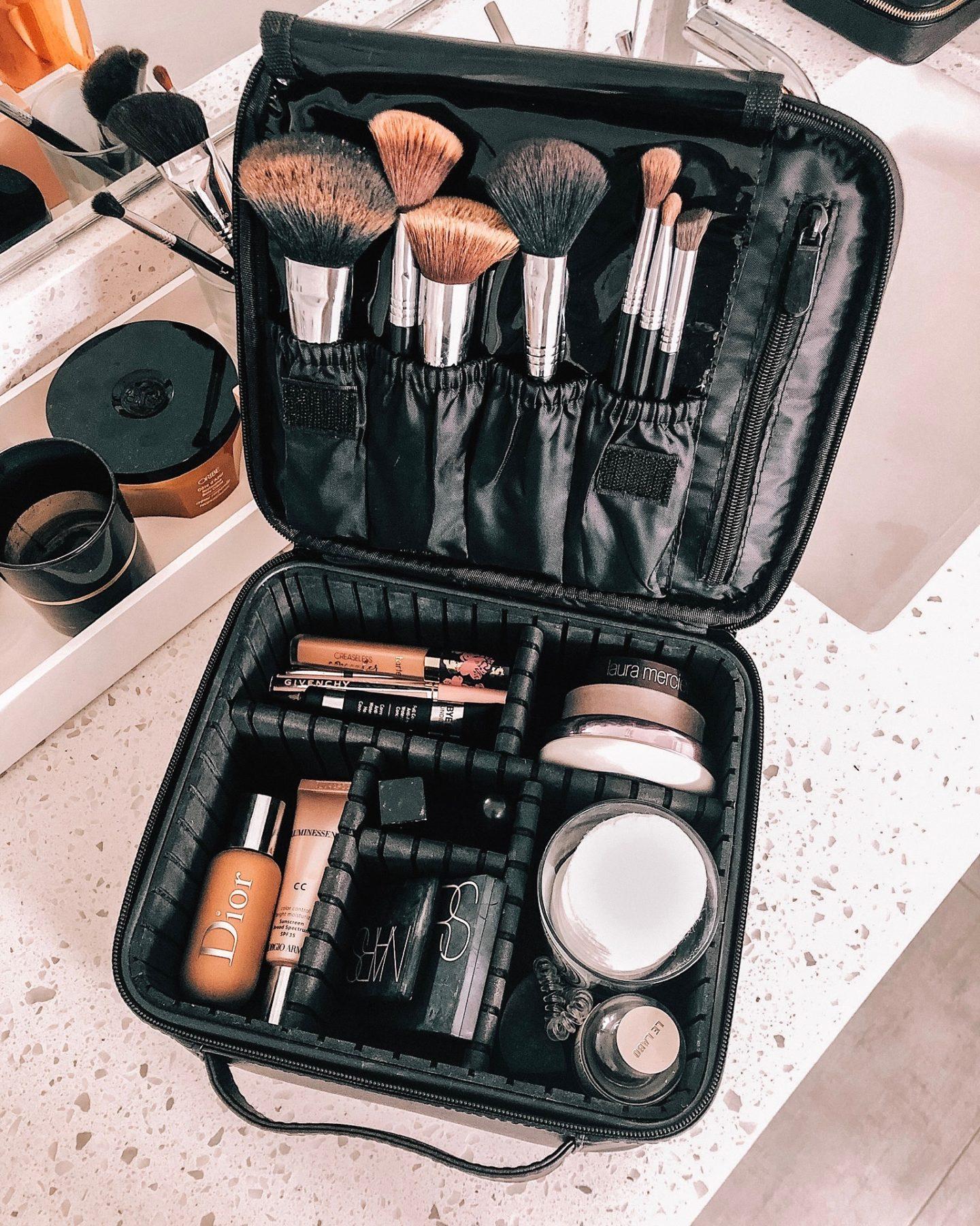 Fashion Jackson Amazon Fashion Travel Makeup Case