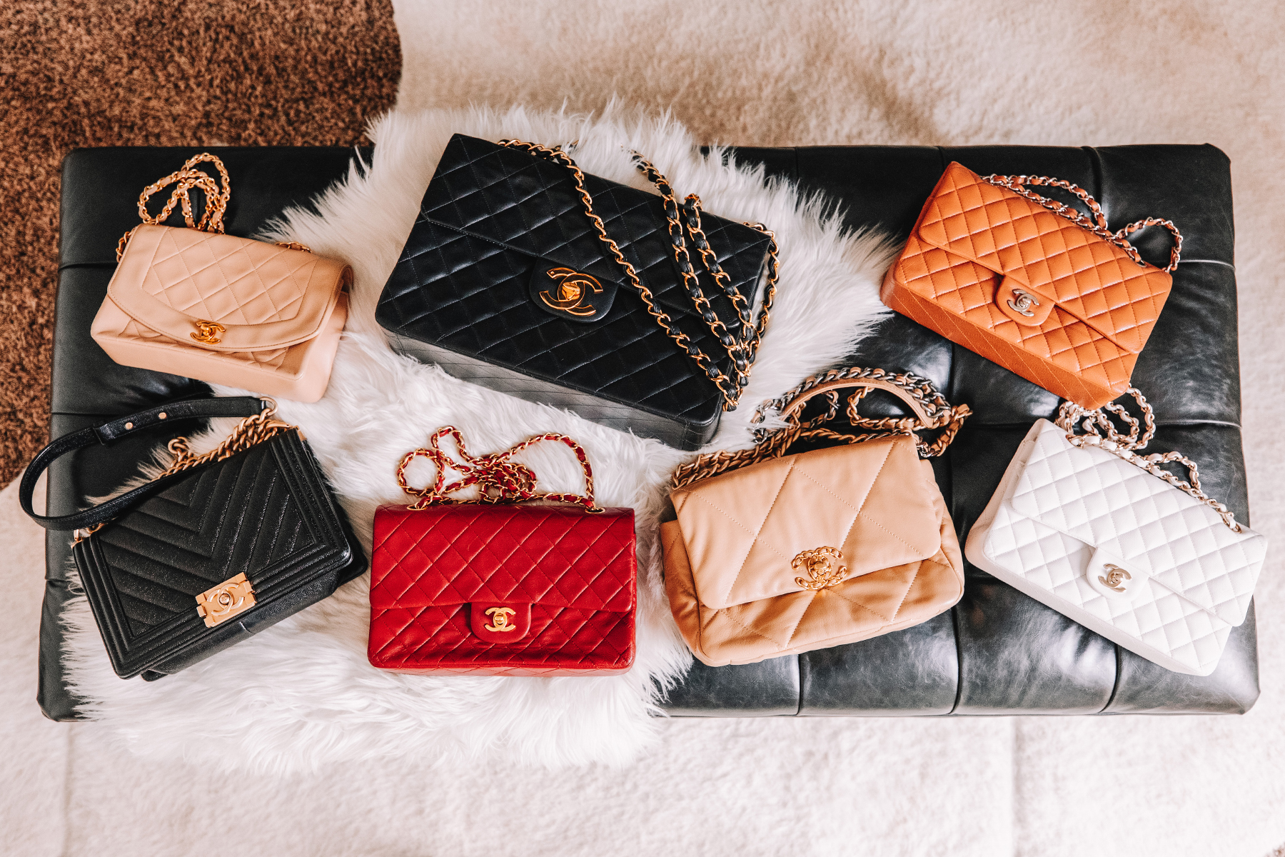Fashion Jackson Chanel Handbag Collection 2