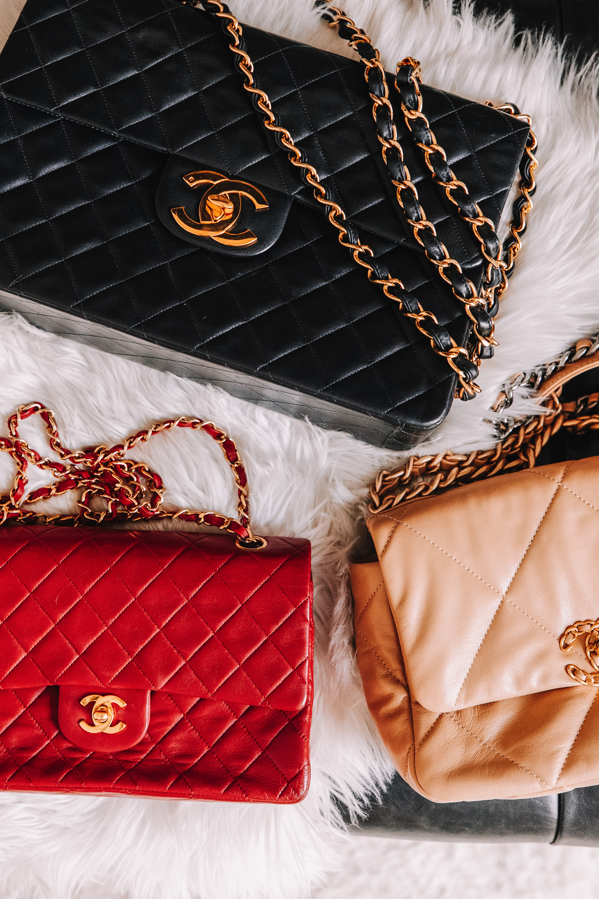 Fashion Jackson Chanel Handbag Collection 4