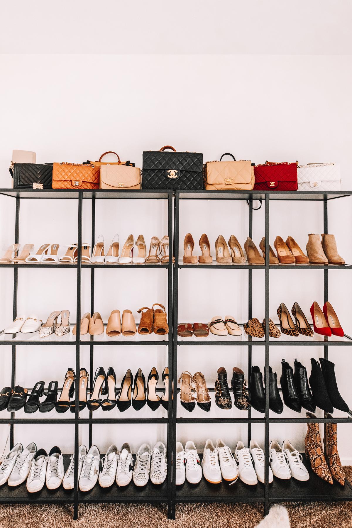 Fashion Jackson Chanel Handbag Collection