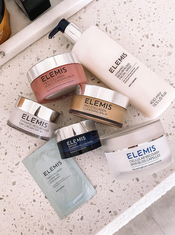 Fashion Jackson Elemis Skincare