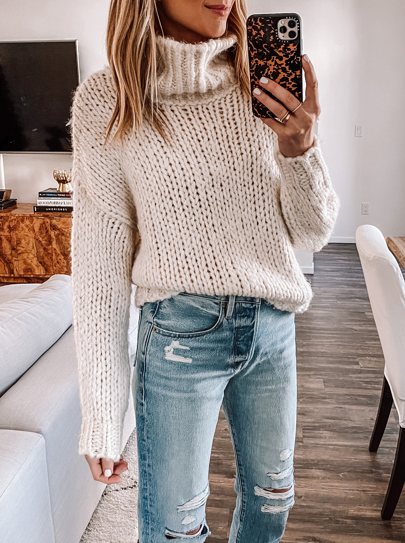 Cozy Knit Sweater | Fashion Jackson