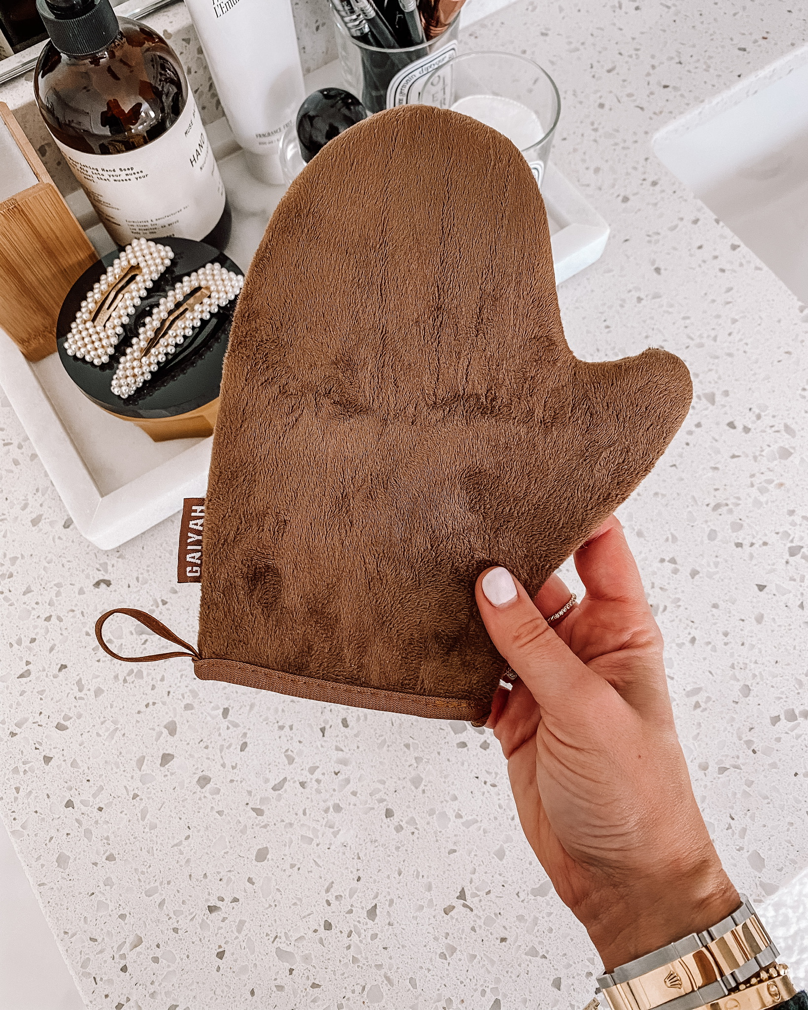 amazon self tanner mitt