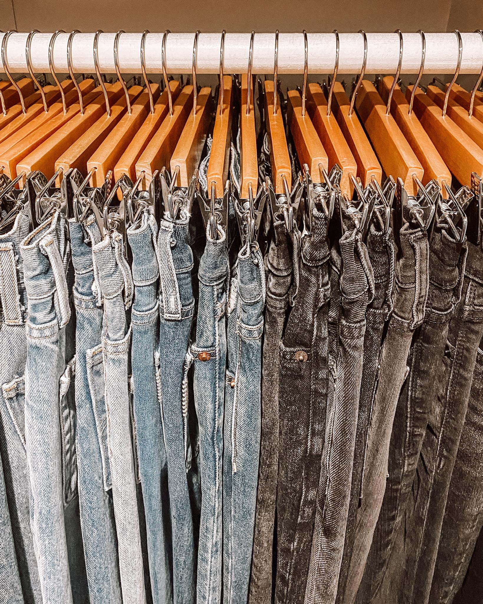 Amazon Wood Pant Hangers