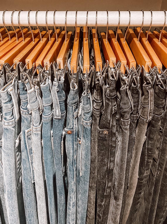 amazon wooden pant hangers