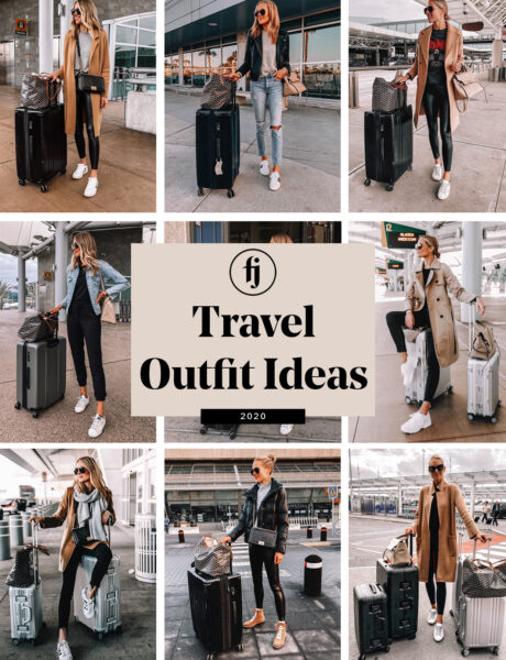 My Favorite Outfits to Inspire Your Future Travel Style (And Travel Essentials for Jetsetters)