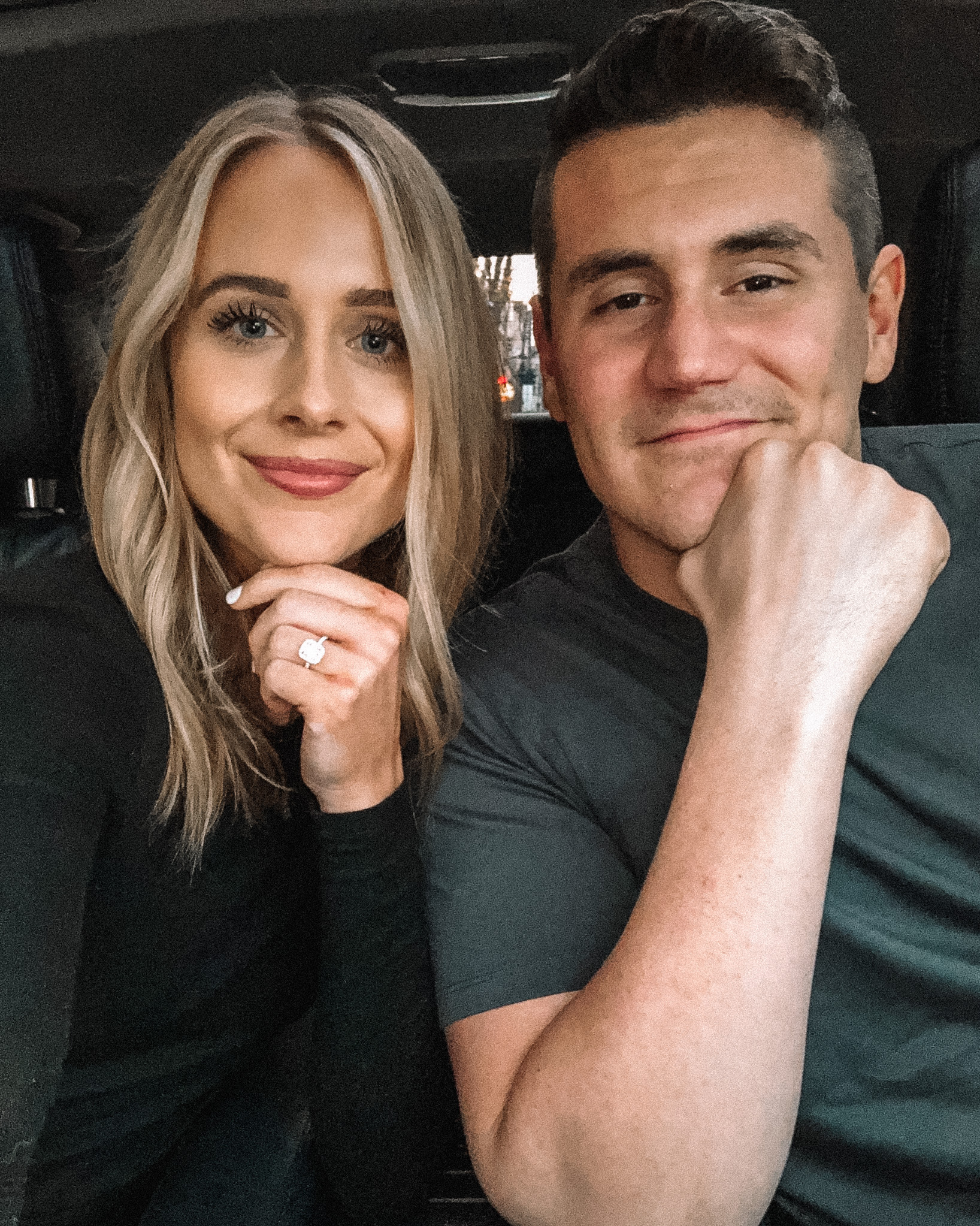 Amy Will Engaged