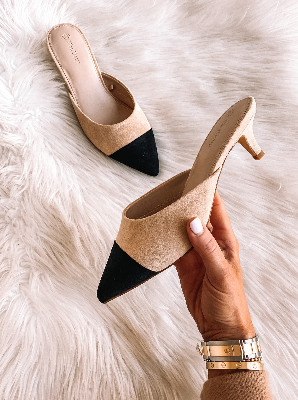 Fashion Jackson Amazon The Drop Two-Tone Heels