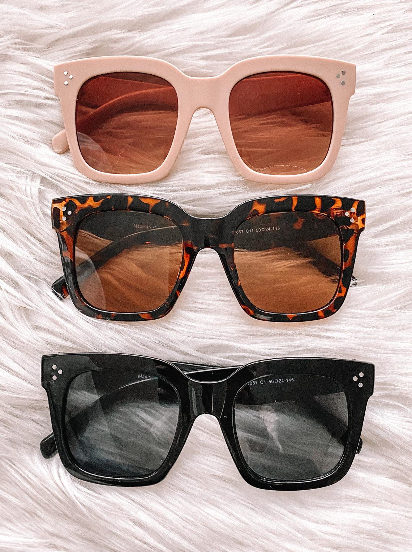 Fashion Jackson Celine Tilda Sunglasses Amazon Dupe