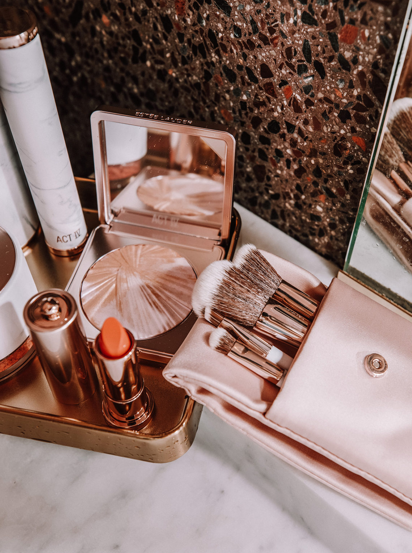 Fashion Jackson Estee Lauder Act IV Makeup 2