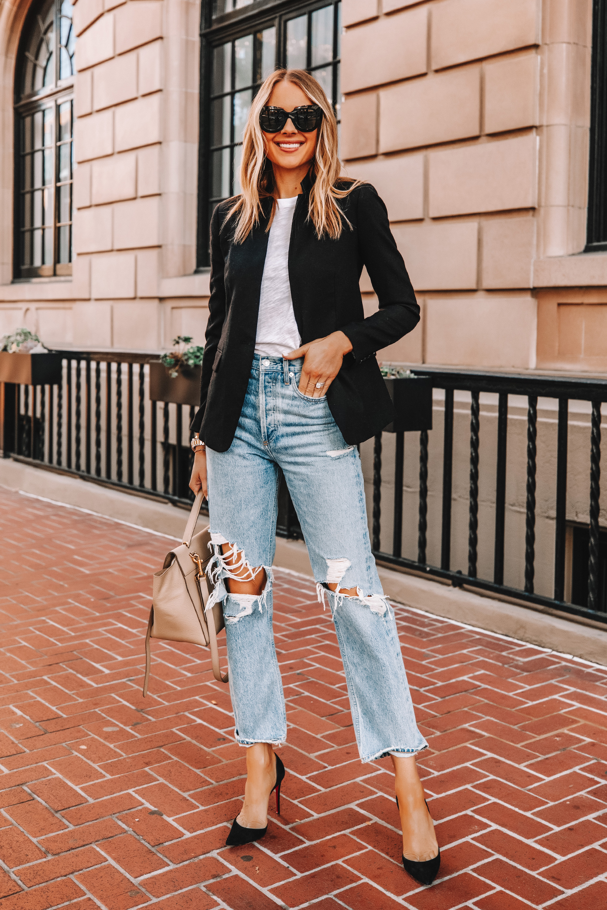 madewell black leather moto jacket outfit best soft leather jacket silver zippers