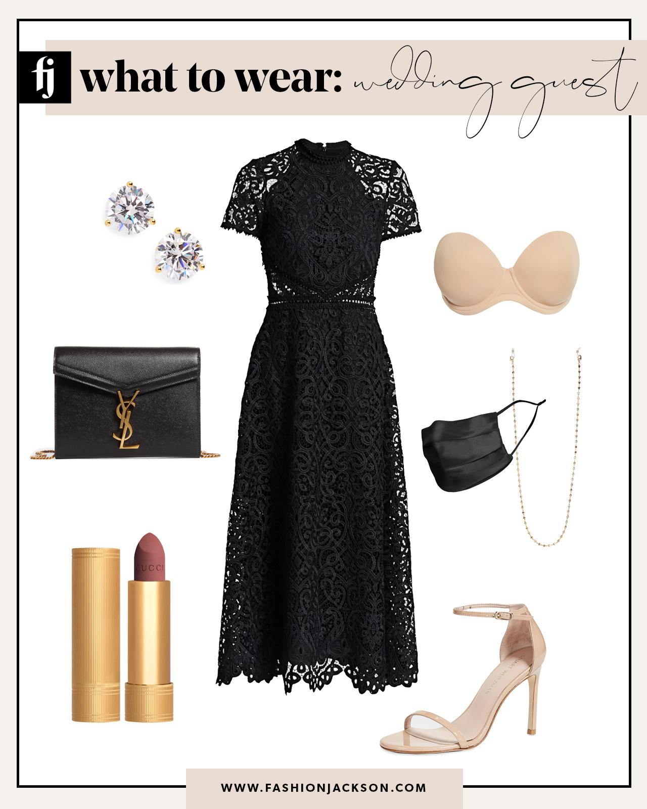 wedding guest outfit 1