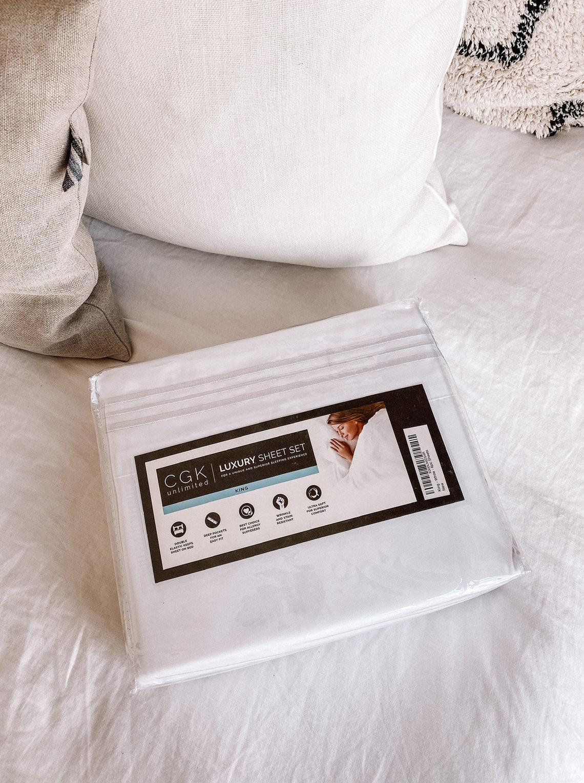 Fashion Jackson Amazon Luxury Sheet Set