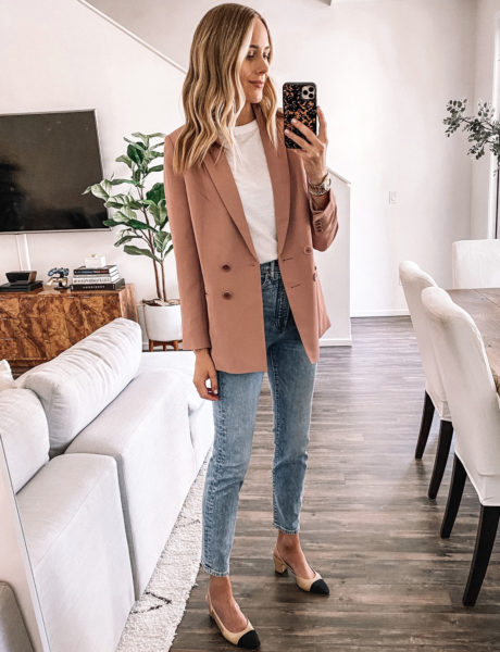 Express Spring Haul: Stylish Work From Home Outfits Monday-Friday